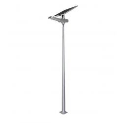 Lampa Solarna Uliczna TG-N50 5m LED 15W 2400lm 170Wh